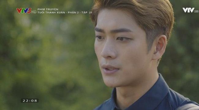 Junsu (Kang Tae Oh) và Phong (Mạnh Trường) đấm nhau tím mặt - Ảnh 6.