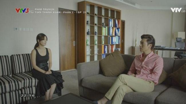 Junsu (Kang Tae Oh) và Phong (Mạnh Trường) đấm nhau tím mặt - Ảnh 8.