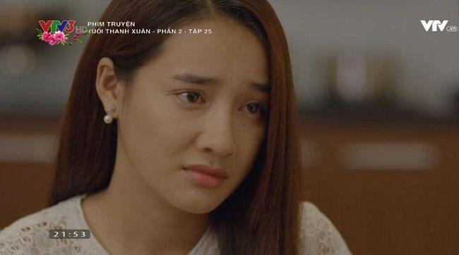 Khán giả phát mệt vì chìm trong nước mắt của Linh (Nhã Phương) trong Tuổi Thanh Xuân - Ảnh 5.