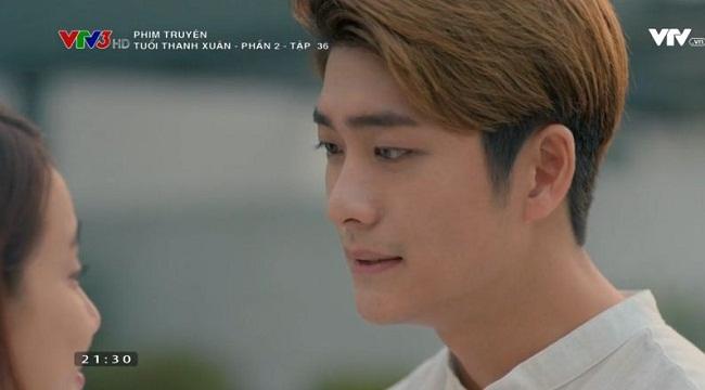 Linh (Nhã Phương) nghẹn ngào nước mắt khi tiễn Junsu (Kang Tae Oh) về Mỹ - Ảnh 1.