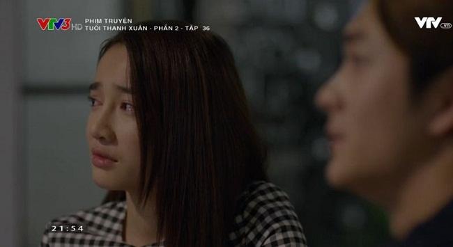 Linh (Nhã Phương) nghẹn ngào nước mắt khi tiễn Junsu (Kang Tae Oh) về Mỹ - Ảnh 6.