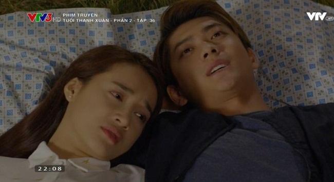 Linh (Nhã Phương) nghẹn ngào nước mắt khi tiễn Junsu (Kang Tae Oh) về Mỹ - Ảnh 9.