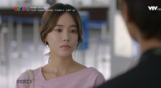 Linh (Nhã Phương) nghẹn ngào nước mắt khi tiễn Junsu (Kang Tae Oh) về Mỹ - Ảnh 12.