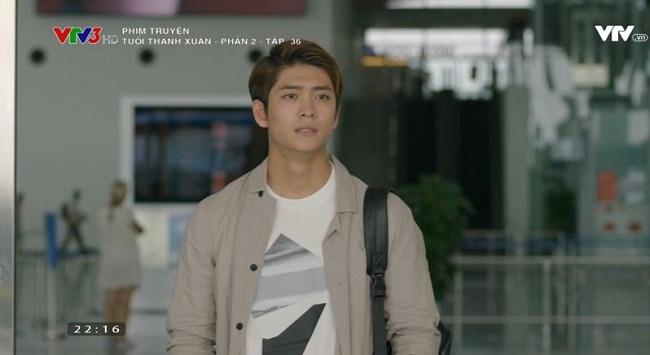 Linh (Nhã Phương) nghẹn ngào nước mắt khi tiễn Junsu (Kang Tae Oh) về Mỹ - Ảnh 13.