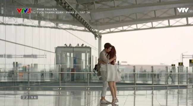 Linh (Nhã Phương) nghẹn ngào nước mắt khi tiễn Junsu (Kang Tae Oh) về Mỹ - Ảnh 14.