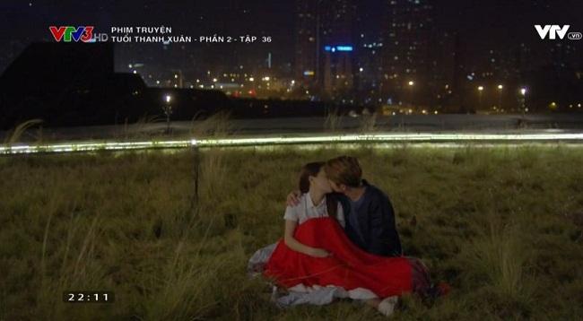 Linh (Nhã Phương) nghẹn ngào nước mắt khi tiễn Junsu (Kang Tae Oh) về Mỹ - Ảnh 11.