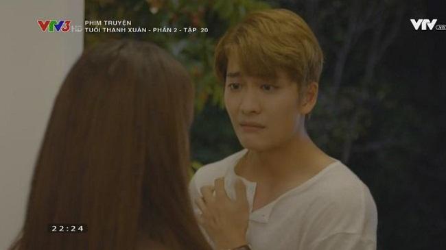 Junsu (Kang Tae Oh) vừa khóc vừa cười vì Linh (Nhã Phương) - Ảnh 12.