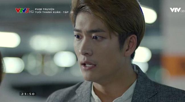 Junsu (Kang Tae Oh) như siêu nhân, nhanh như chớp cứu cả hai người đẹp - Ảnh 2.