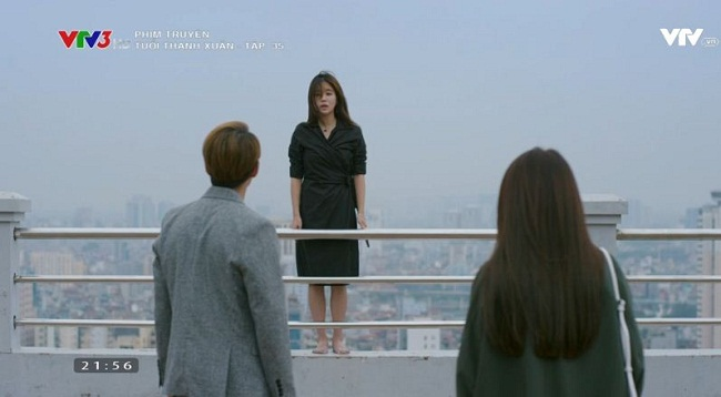 Junsu (Kang Tae Oh) như siêu nhân, nhanh như chớp cứu cả hai người đẹp - Ảnh 4.