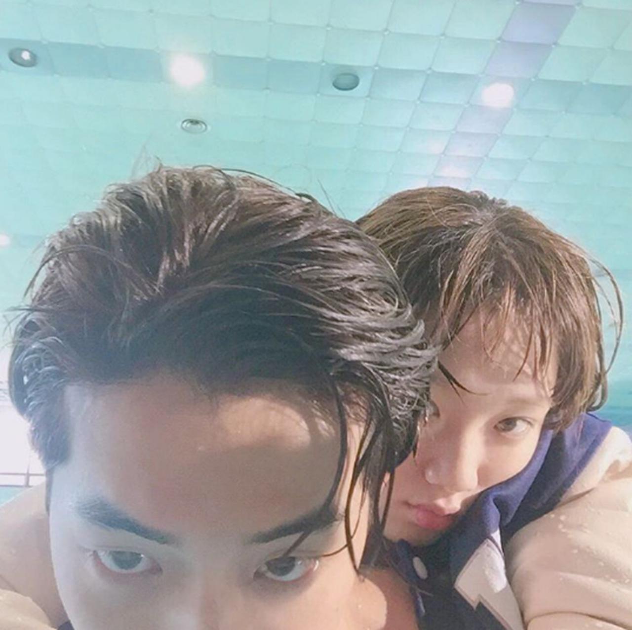 Những khoảnh khắc tình bể bình minh chứng cặp đôi YG Lee Sung Kyung và Nam Joo Hyuk là chân ái - Ảnh 34.