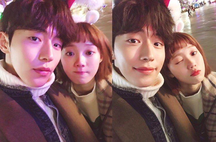 Những khoảnh khắc tình bể bình minh chứng cặp đôi YG Lee Sung Kyung và Nam Joo Hyuk là chân ái - Ảnh 35.