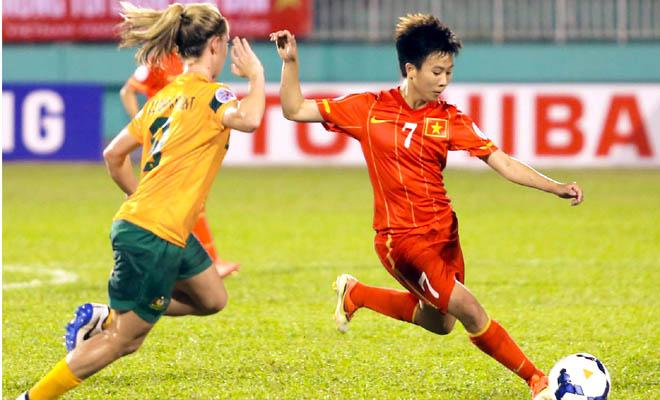 Hoa khôi Tuyết Dung: Hy vọng vàng của tuyển nữ Việt Nam ở SEA Games 29 - Ảnh 2.