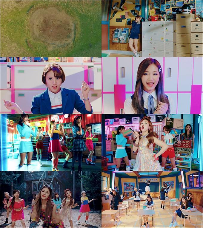 Thời trang trong MV của Chi Pu: là chơi lố hay phong cách màu mè có chủ đích rõ ràng? - Ảnh 3.