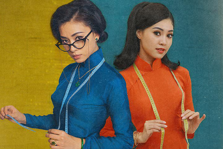 Cô Ba Sài Gòn và màn vay mượn ý tưởng thú vị từ Devil Wears Prada - Ảnh 1.