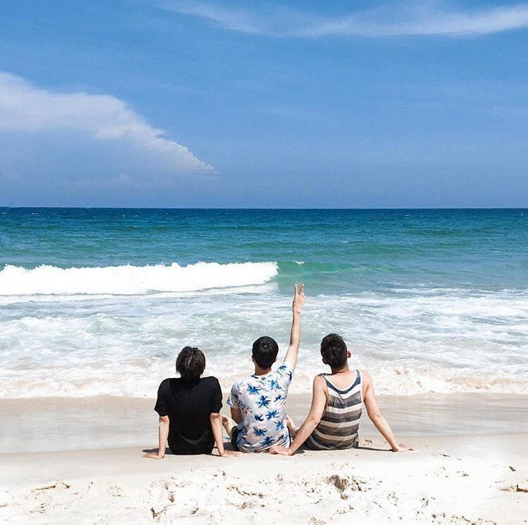 Những con đường giữa biển đẹp mê hồn ở Việt Nam mà bạn chưa biết tới - Ảnh 23.