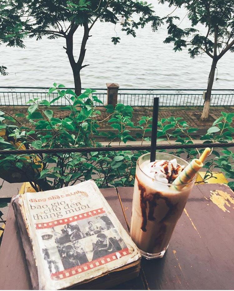 6 quán cafe ở khu hồ Tây luôn nằm trong top check-in của giới trẻ Hà Nội - Ảnh 67.