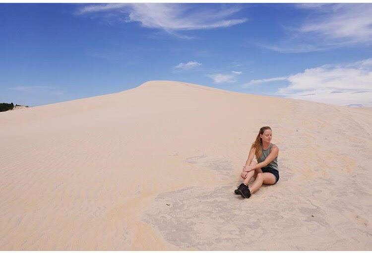 Ngẩn ngơ trước 5 đồi cát đẹp mê hồn ở miền Trung, nhìn thôi đã yêu luôn rồi - Ảnh 14.