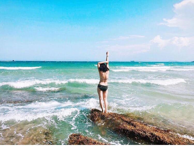 Những con đường giữa biển đẹp mê hồn ở Việt Nam mà bạn chưa biết tới - Ảnh 17.
