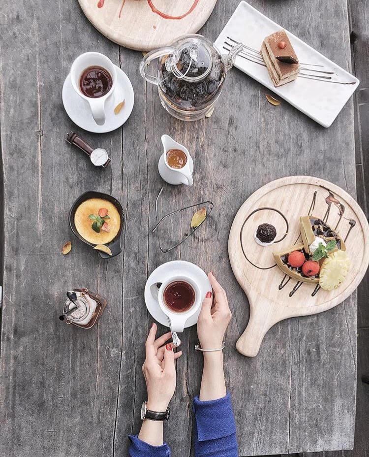 6 quán cafe ở khu hồ Tây luôn nằm trong top check-in của giới trẻ Hà Nội - Ảnh 47.