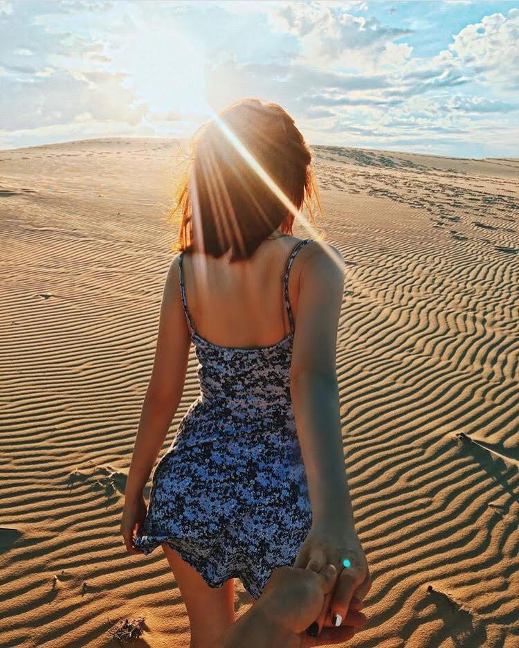 Ngẩn ngơ trước 5 đồi cát đẹp mê hồn ở miền Trung, nhìn thôi đã yêu luôn rồi - Ảnh 41.