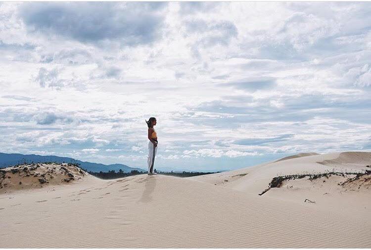 Ngẩn ngơ trước 5 đồi cát đẹp mê hồn ở miền Trung, nhìn thôi đã yêu luôn rồi - Ảnh 43.