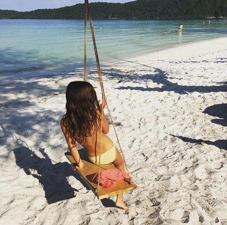 Ngay gần Việt Nam có 5 bãi biển thiên đường đẹp nhường này, không đi thì tiếc lắm! - Ảnh 22.