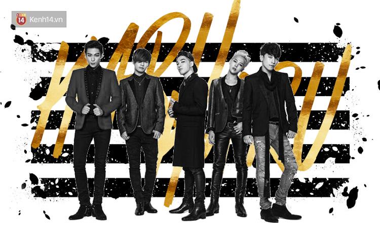 Gần 10 năm với Haru Haru, Big Bang đã là tuổi thơ của thế hệ 8x, 9x và giờ họ lại kể câu chuyện của mình - Ảnh 3.