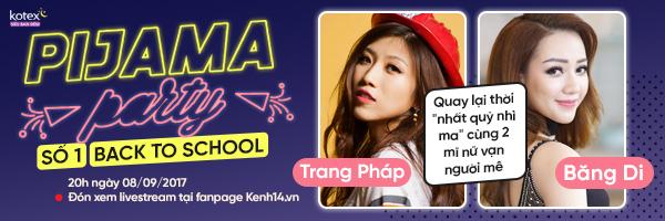 Cùng 2 người đẹp Băng Di - Trang Pháp trở lại trường học theo cách đặc biệt nhất - Ảnh 6.