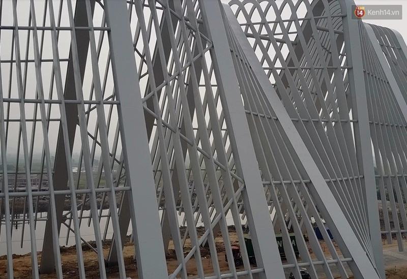 Clip: Cổng chào hoành tráng gần 200 tỷ đồng của tỉnh Quảng Ninh nhìn từ trên cao - Ảnh 6.