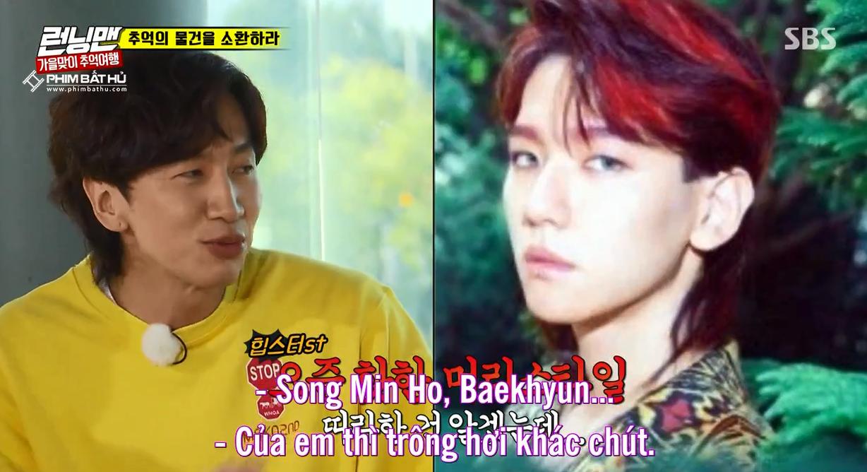 G-Dragon để tóc kiểu này thì được khen, còn Lee Kwang Soo thì ngược lại! - Ảnh 4.