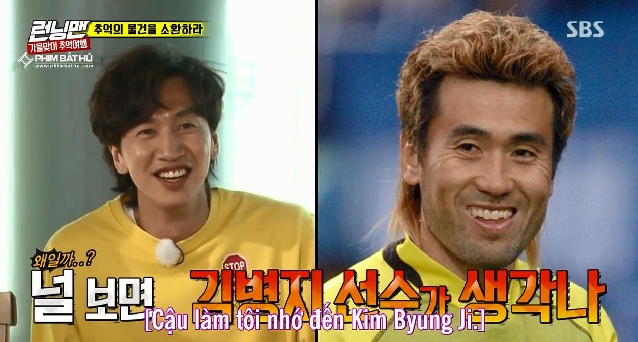 G-Dragon để tóc kiểu này thì được khen, còn Lee Kwang Soo thì ngược lại! - Ảnh 8.