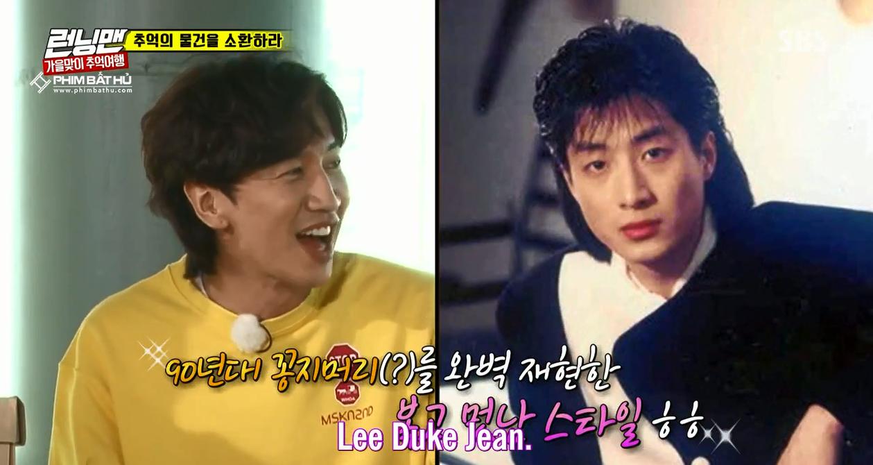G-Dragon để tóc kiểu này thì được khen, còn Lee Kwang Soo thì ngược lại! - Ảnh 5.