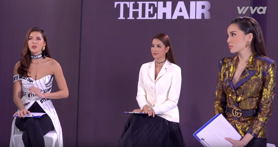 The Look: Minh Tú - Phạm Hương thân thiết lạ thường, Kỳ Duyên đơn độc khi lần đầu ngồi ghế HLV - Ảnh 7.