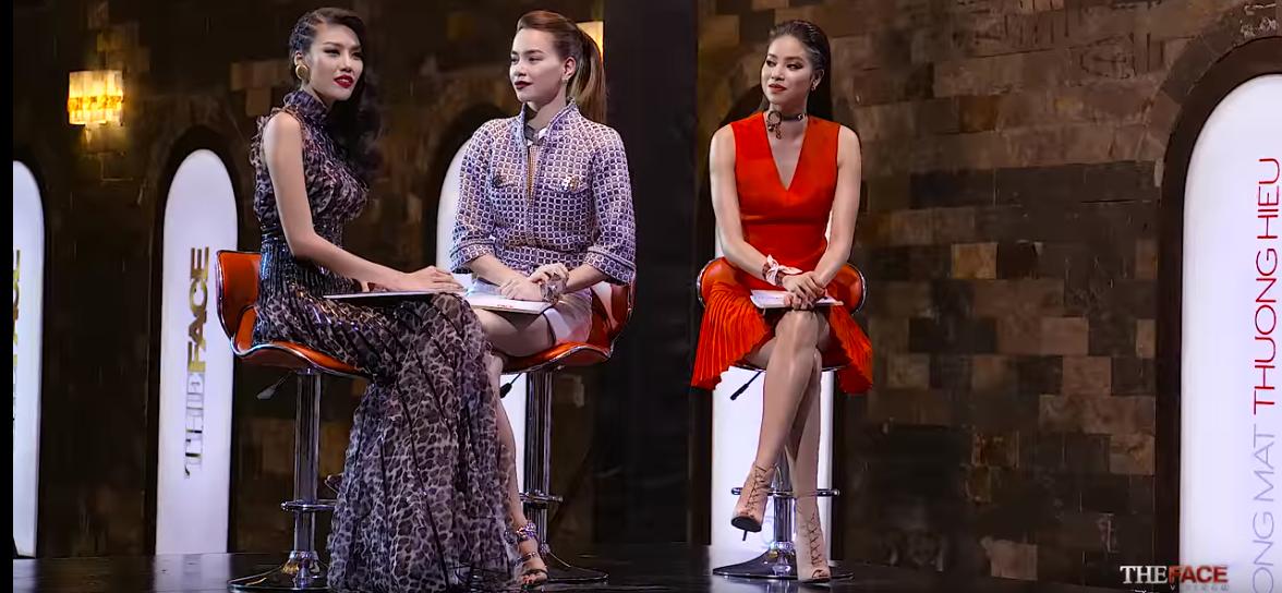 The Look: Minh Tú - Phạm Hương thân thiết lạ thường, Kỳ Duyên đơn độc khi lần đầu ngồi ghế HLV - Ảnh 9.