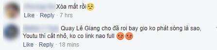 Đại diện BTC Sau ánh hào quang: Clip của Lê Giang bị tháo bỏ là do chỉ thị của HTV - Ảnh 2.
