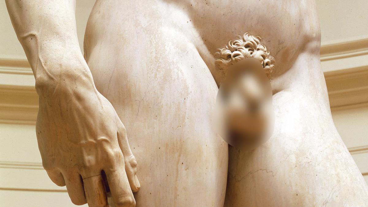 Thì ra đây là lý do các bức tượng Hy Lạp cổ lại có chỗ ấy bé một cách thảm thương - Ảnh 2.