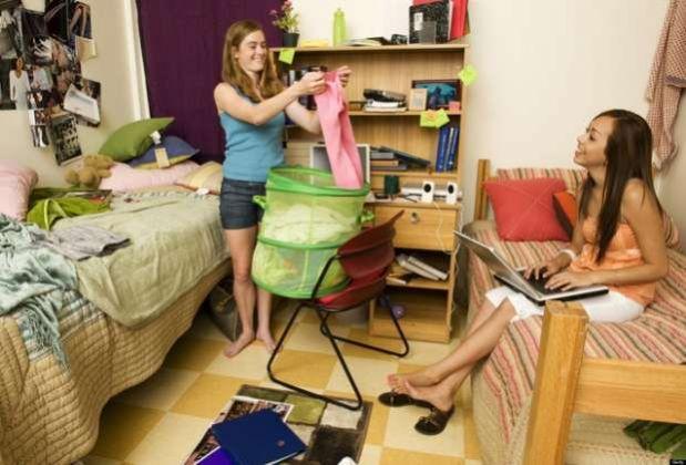 Cuộc sống với bạn cùng phòng sẽ dễ thở hơn nhiều nếu có những quy tắc riêng - Ảnh 1.