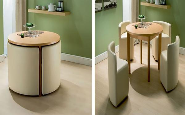 10 ý tưởng nội thất đa năng cho không gian thành phố chật hẹp - Ảnh 5.