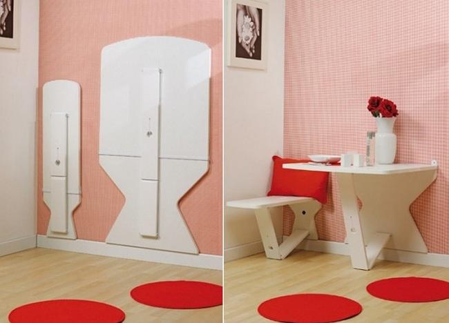 10 ý tưởng nội thất đa năng cho không gian thành phố chật hẹp - Ảnh 15.
