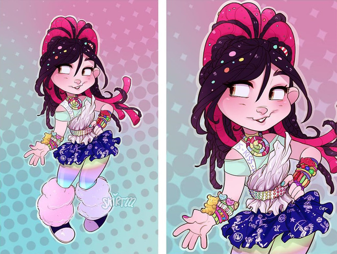 Soi phong cách đi quẩy của các nàng công chúa Disney yểu điệu - Ảnh 23.