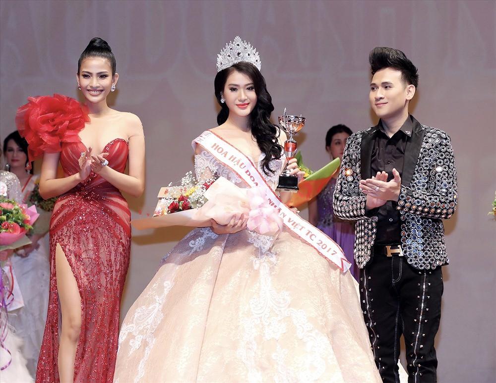 Showbiz Việt lại có thêm 9 Hoa hậu, Á hậu chỉ trong vòng 10 ngày đầu tháng 12! - Ảnh 7.