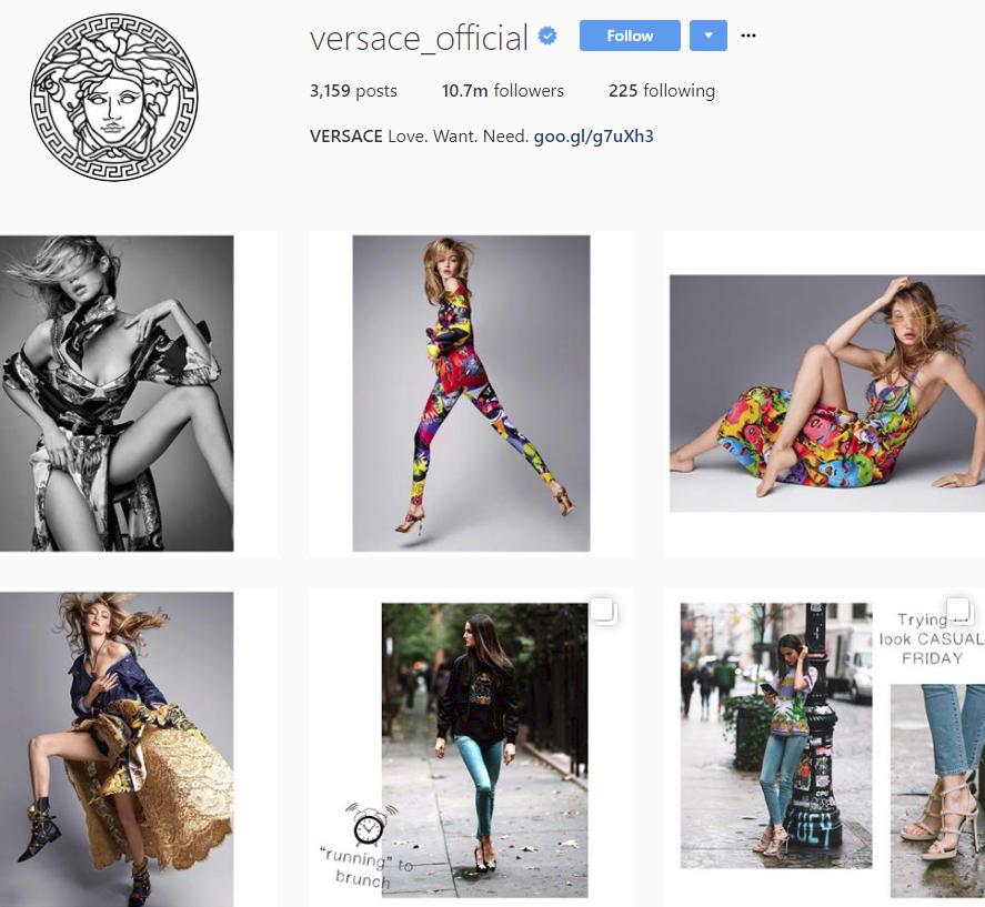 Bảng xếp hạng làng thời trang trên Instagram năm 2017: siêu mẫu Kendall Jenner xưng hậu, nhà mốt Chanel xưng vương - Ảnh 26.