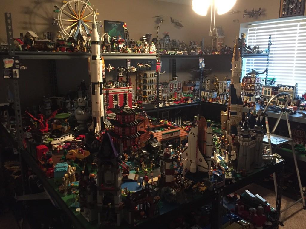 Ngắm 15 công trình LEGO tỉ mỉ khiến cả người không chơi cũng mê tít - Ảnh 29.