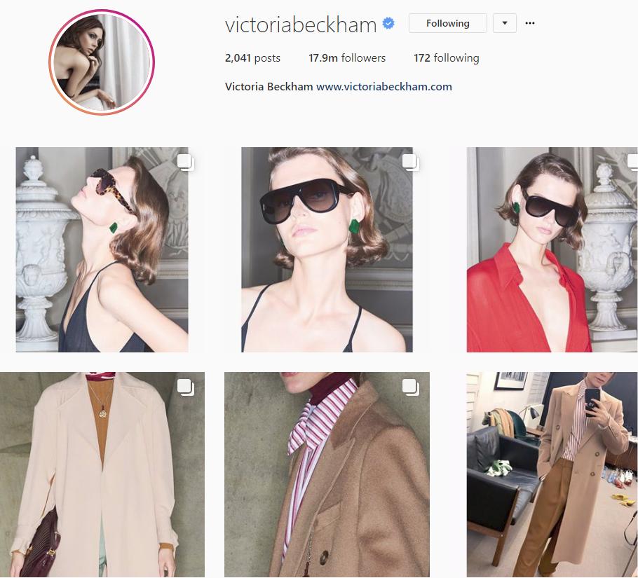 Bảng xếp hạng làng thời trang trên Instagram năm 2017: siêu mẫu Kendall Jenner xưng hậu, nhà mốt Chanel xưng vương - Ảnh 20.