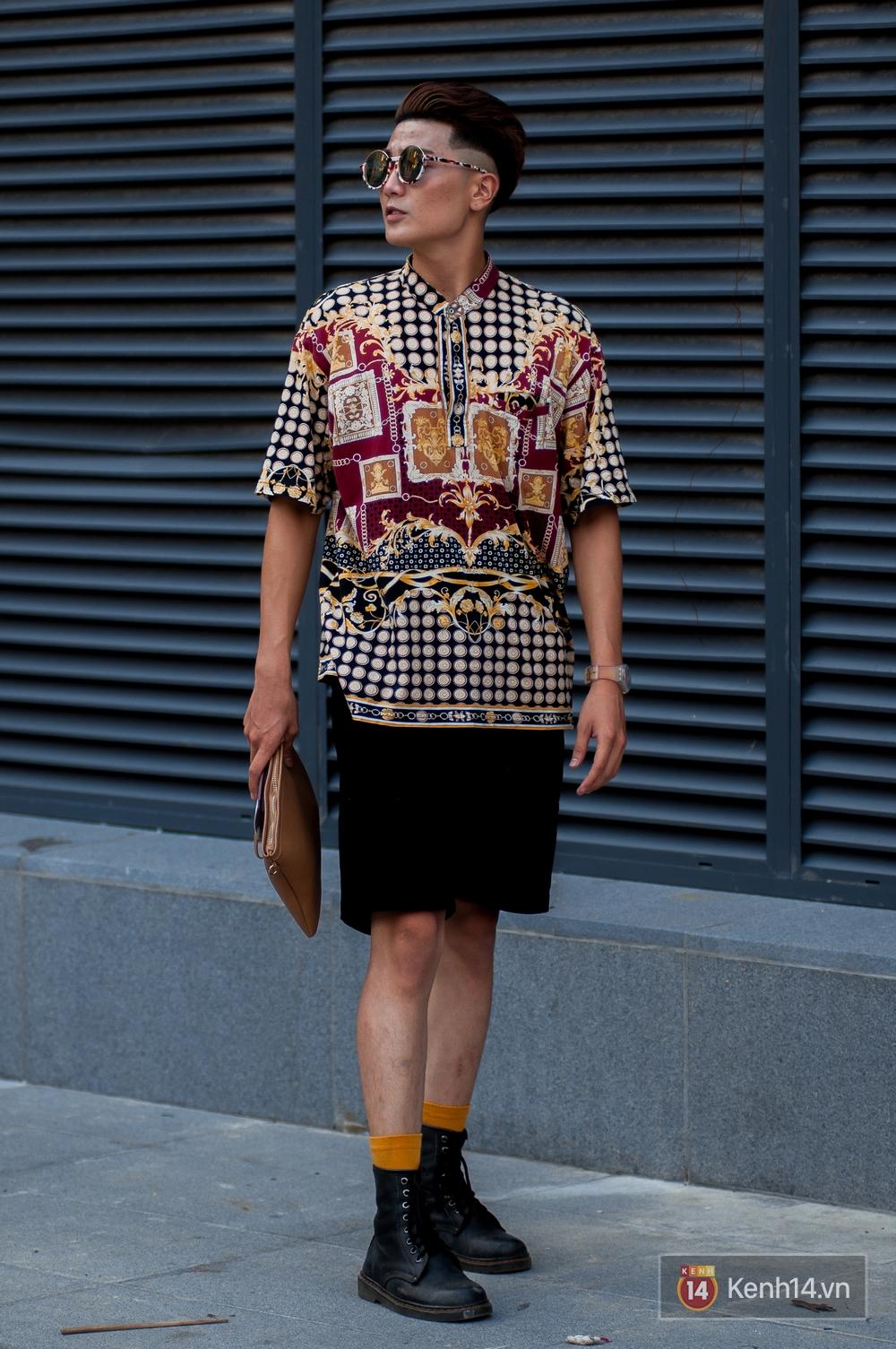 Trời nóng đến mấy cũng không ngăn được giới trẻ Việt diện đồ tầng lớp chất như chụp ảnh tạp chí - Ảnh 9.