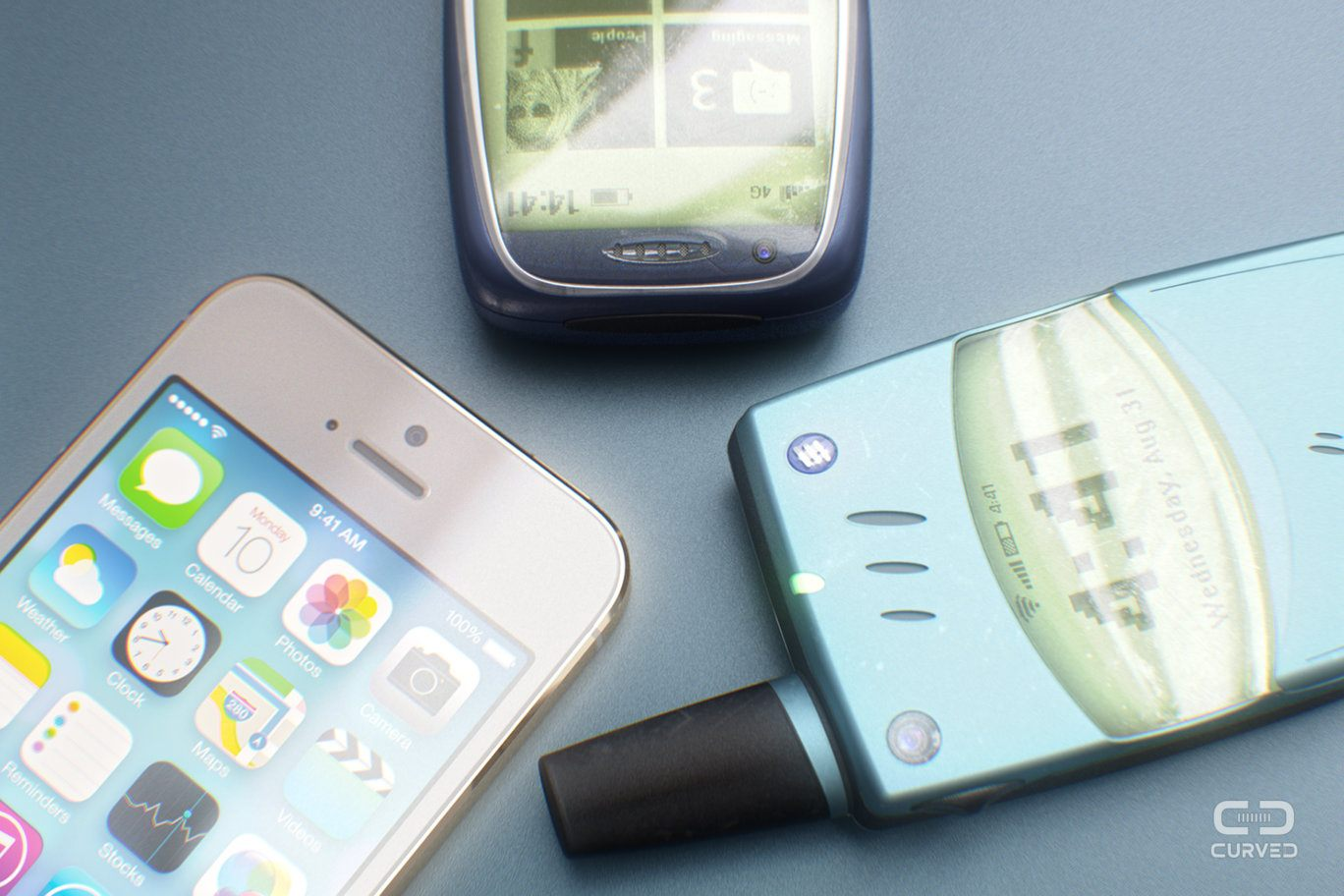 Nokia 3310 nồi đồng cối đá được tái sinh qua loạt ý tưởng độc lạ của fan - Ảnh 8.