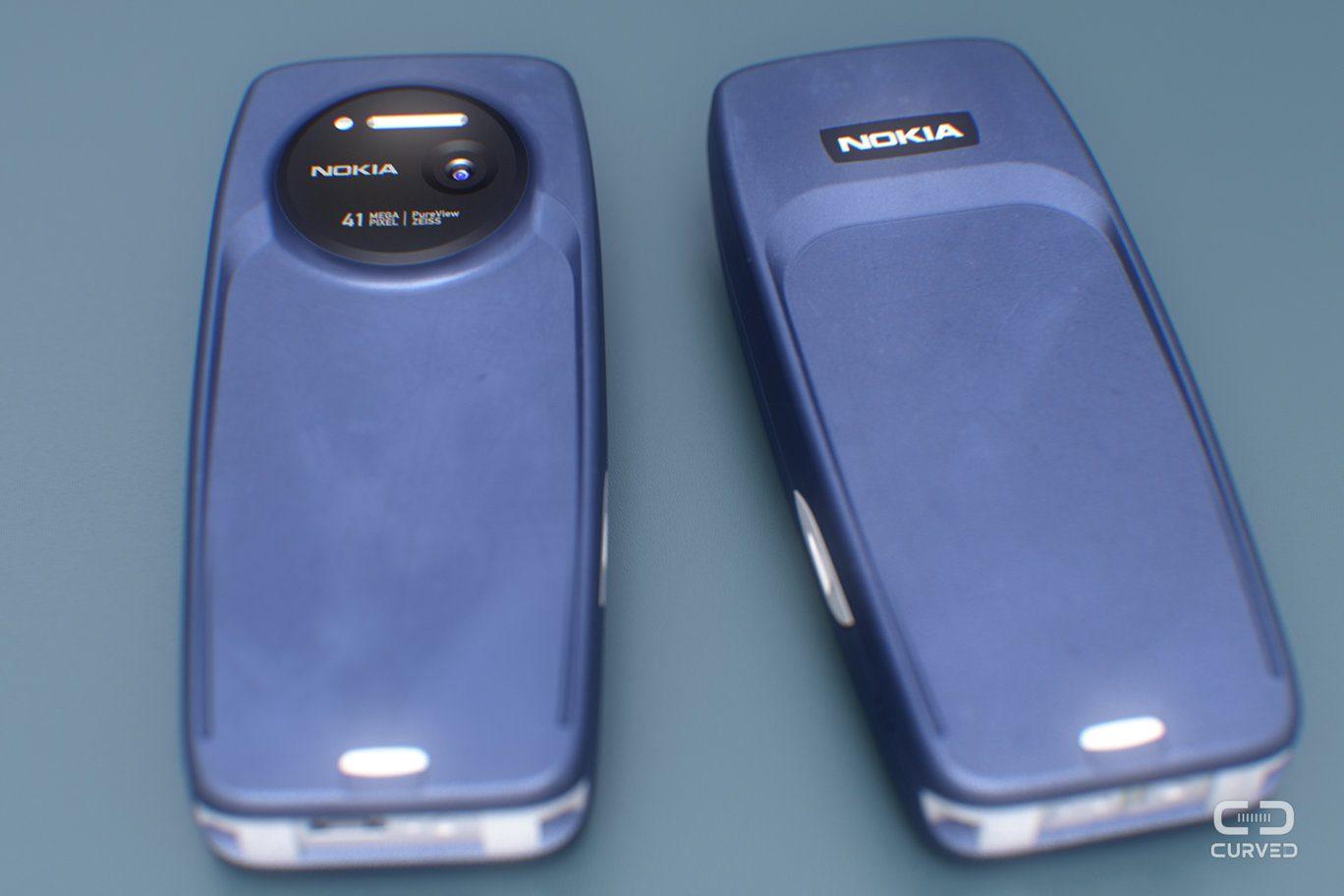 Nokia 3310 nồi đồng cối đá được tái sinh qua loạt ý tưởng độc lạ của fan - Ảnh 7.