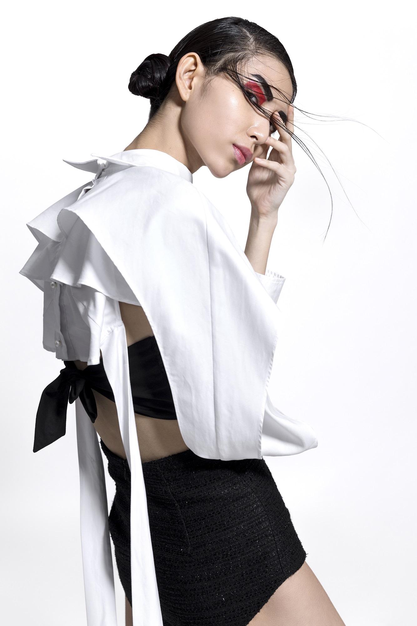 Top 7 Vietnams Next Top Model tung bộ hình chứng tỏ không cần lồng lộn vẫn cực thời trang! - Ảnh 7.