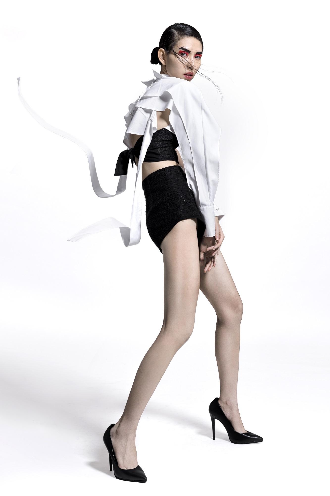 Top 7 Vietnams Next Top Model tung bộ hình chứng tỏ không cần lồng lộn vẫn cực thời trang! - Ảnh 6.