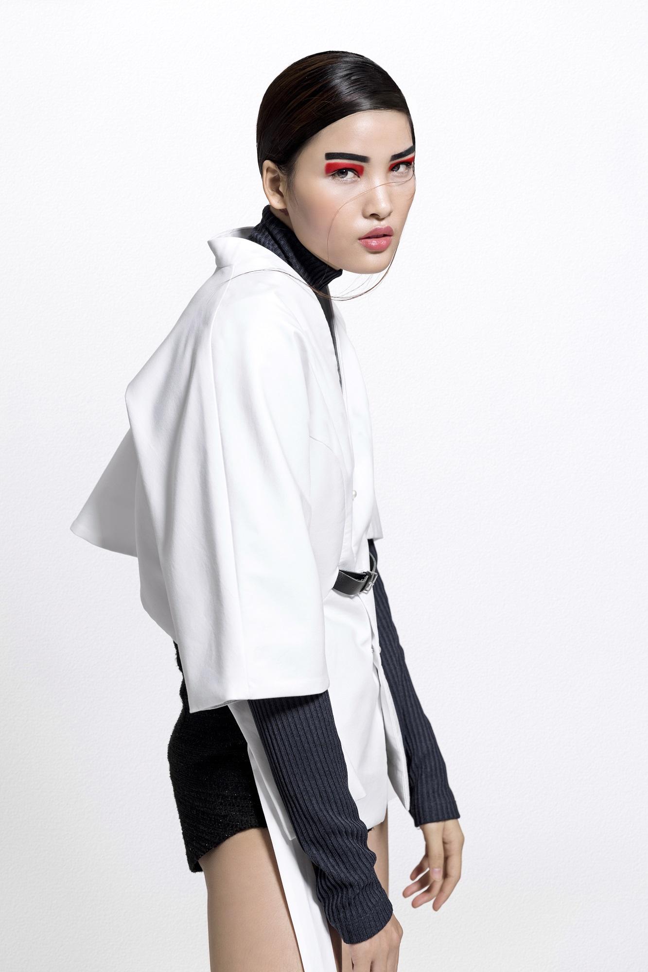 Top 7 Vietnams Next Top Model tung bộ hình chứng tỏ không cần lồng lộn vẫn cực thời trang! - Ảnh 8.